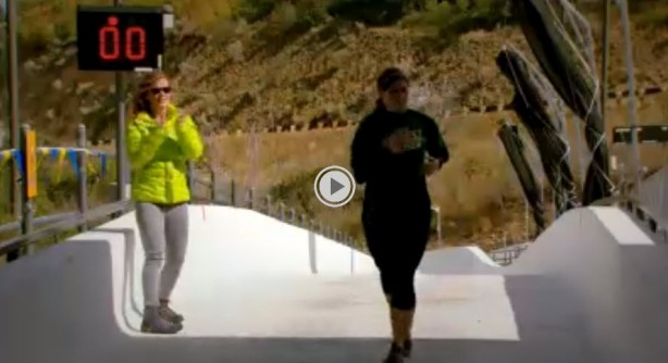 "Ahnu was featured on ""The Biggest Loser"" with Alison Sweeney sporting the Montara Boot"